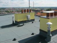 Václavské nám. 1013-4 střecha